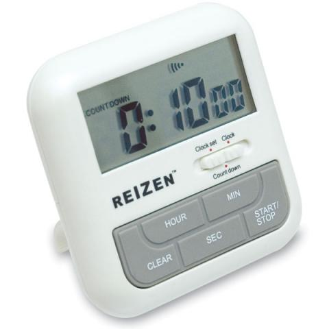 Pocket Talking Timer and Clock