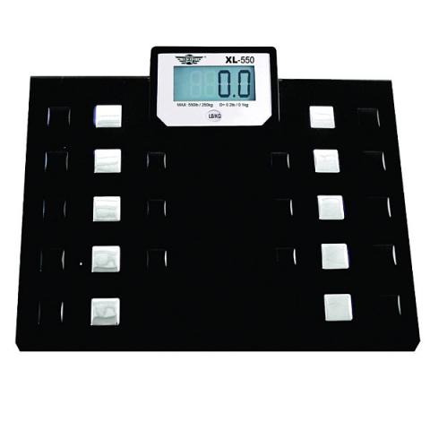 High Capacity 4-Language Talking DIgital Scale