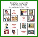 Functional Living Skills And Behavioral Rules Cd
