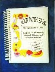 Cook With Ease Cookbook