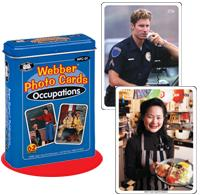 Webber Photo Cards - Occupations (Model Wfc-01)