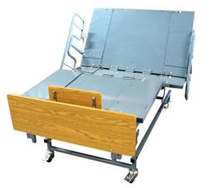 Queen's Pride 600 Convertible Bed (Model Qp3948)