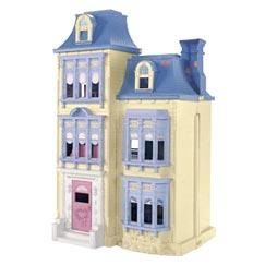 Loving Family Sweet Sounds Dollhouse (Model B2663)