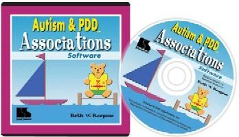 Autism & Pdd: Associations Interactive Software (Model N44-0-Ws)