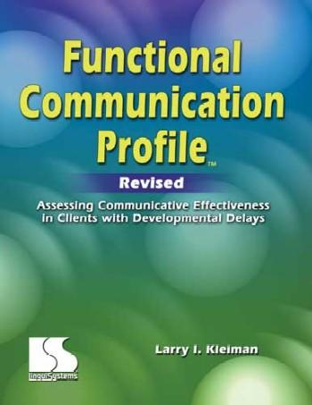 Functional Communication Profile - Revised (Fcp-R)