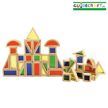 Deluxe Rainbow Blocks (Model G3011)