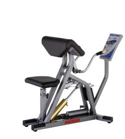 Keiser Air250 Pneumatic Exercise Machine - Arm Curl
