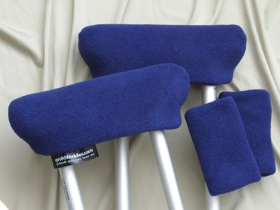 Padded Crutch Covers