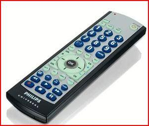 Philips Big Button Universal Remote