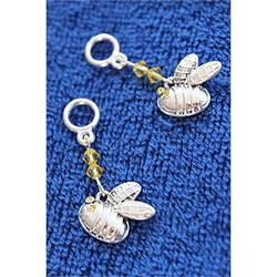Flying Friends Bumblebee Charm