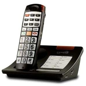 Big Button, Loud Volume, Cid Cordless Phone (Model Cl-30)