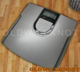 J-Talk Talking Bathroom Scale