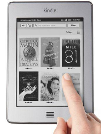 Kindle Touch & Kindle Touch 3G