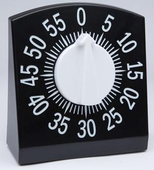 Tactile Low Vision Timer (Models 421132 & 421133)