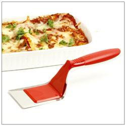 Easy To Hold Slice-Slide-Serve Spatula