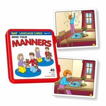 Lauri Mind Your Manners Language Cards