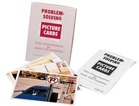 Problem Solving Picture Cards