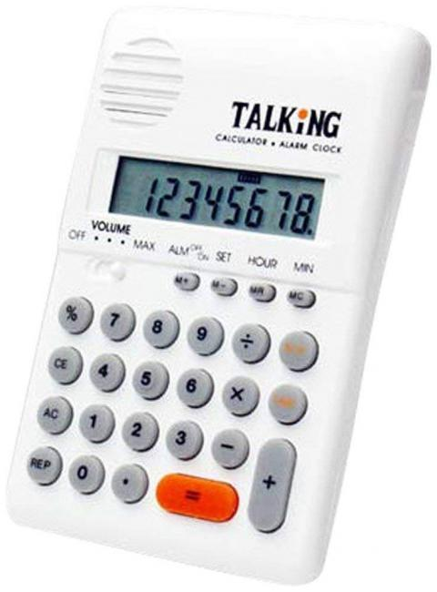 Talking Pocket Calculator