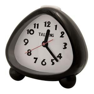 Talking Alarm Clock  (Model 6682B)