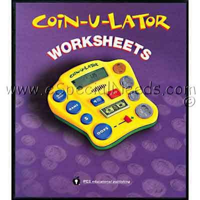 Coin-U-Lator Worksheets