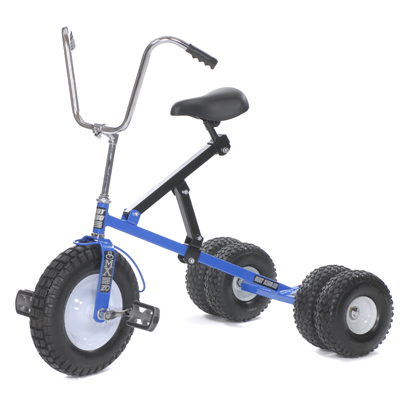 Dirt King Big Kid Dually Tricycle