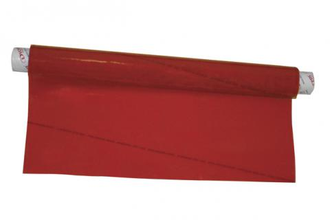 Dycem Non-Slip Material Roll, 16 Inches x 3-1/4 Feet, Red