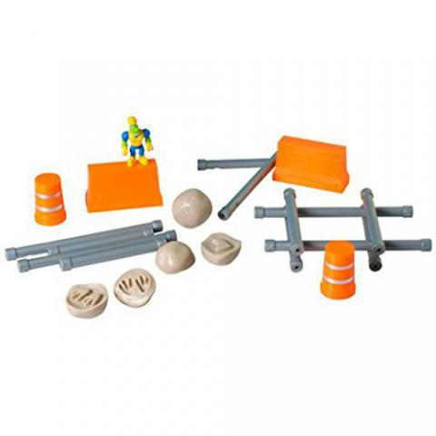 Educational Insights Dinosaur Construction Company Build & Smash Set