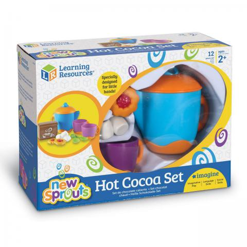 Learning Resources New Sprouts Hot Cocoa Set