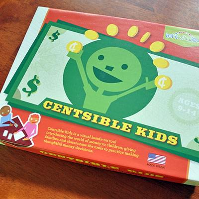 Let's Choose Centsible Kids Card Game