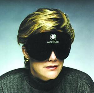 Mindfold Black-out Mask