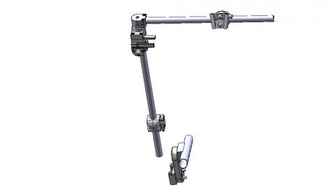 Neasy Swing Away Aug Com Mounting System