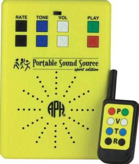 Portable Sound Source, Sport Edition (1-03045-00)