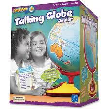 Educational Insights 8898 Junior Talking Globe, Ages 5 Up