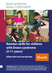 Number Skills for Children with Down Syndrome (5-11 years)