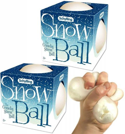 Snow Ball Crunch Ball