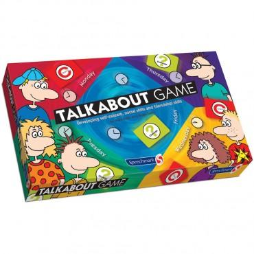 The Talkabout Game-Developming Self Esteem, Social And Friendship Skills